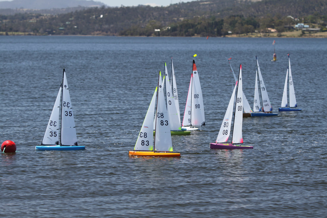 Try RC Sailing Day / IOM Scratch Racing